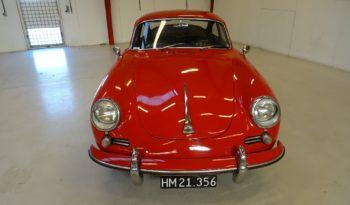 Porsche 356 coupe full