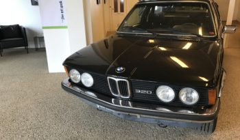 BMW 3-serie E21 Cabriolet automatic full